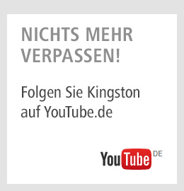 Kingston auf YouTube.de